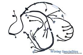 wiring specialties rb25det pre made swap harness for nissan 240sx wiring specialties rb25det pre made swap harness for nissan 240sx s14