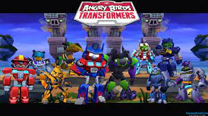 Download Angry Birds Transformers v1.27.2 APK (MOD, Crystal/Unlocked)  Android Free for Android