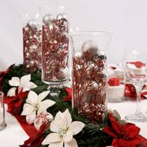 Classic 5 Candle Centerpiece  Christmas Centerpiece Christmas Centerpiece