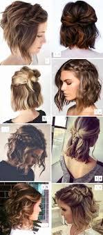 Coiffure Facile Cheveux Mi Longs Lovely 19 Créativité De