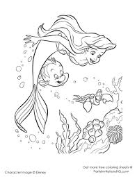 Small Picture Little Mermaid Coloring Books Coloring Pages