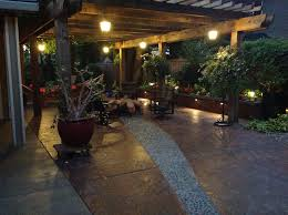 3 timeless stamped concrete patio ideas