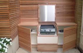 outdoor bbq kitchen