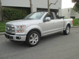 Ford F150 Convertible