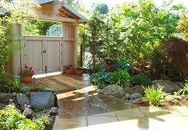 Asian Style Landscape Northwest Style Home Ideas Home - Home landscape design