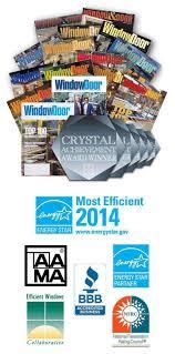 Awards & Recognition We've Received | Sunrise Windows