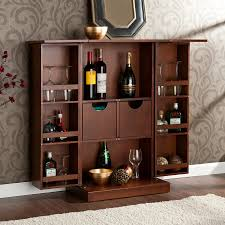 Mini Bar Cabinet Design Ideas