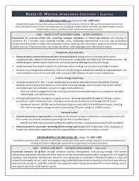 What makes my COO resume writing the best choice for your leadership resume  needs?