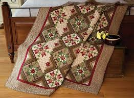 Log Cabin Setting: Heritage Quilt Kit | Keepsake Quilting &  Adamdwight.com