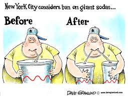 16 oz. sugary drink ban