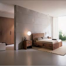 Light Brown And White Bedroom Minimalist Bedroom Neutral Palette Brown White Wood Natural