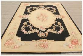 4 x 6 wool area rugs best of 5 8 aubusson area rug black cream
