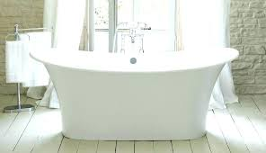 stand alone bathtubs tubs gorgeous acrylic freestanding tub for modern style small stand alone bathtubs