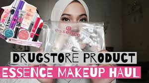 affordable essence makeup haul msia