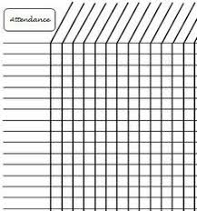 Simple Attendance Sheet Google Search Uu Re Attendance Chart