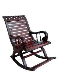 wooden rocking chair. Teak Wood Antique Rocking Chair Wooden