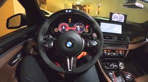 Coupe Series bmw m performance steering wheel : M-Performance steering wheel OLED - retrofit on F10 - YouTube
