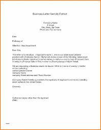 6 letter name business letter elegant business correspondence letters examples