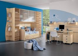 fabulous color cool teenage bedroom. Awesome Blue Cool Teenage Bedroom Furniture Wooden Bunk With Storage Fabulous Color L