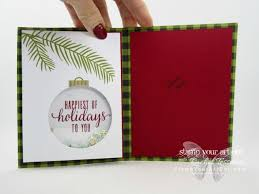 fold card more pining for plaid creations z fold card stamp your art out
