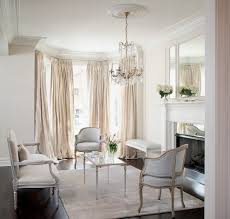 Dining Room Curtain Ideas Living Room Transitional with Cabriole Legs  Ceiling Medallion