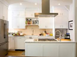 White Modern Kitchen Kitchen Cabinet Colors And Finishes Pictures Options Tips
