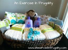 diy baby boy shower gift basket ideas best baskets on