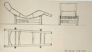 Perriand, Charlotte: Furniture Design , Here \u0026 Now   The Red List