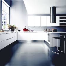 Modern monochrome kitchen units | Designer kitchen unit ideas | Kitchen |  PHOTO GALLERY | Beautiful