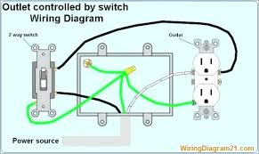split wired receptacle 2 way switch with electrical outlet wiring switched electrical outlet wiring diagram split wired receptacle electrical outlet wiring diagram multiple split receptacle