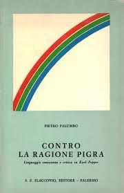 Contro la ragione pigra - Pietro Palumbo - Temi di filosofia - Filosofia -  Libreria - dimanoinmano.it