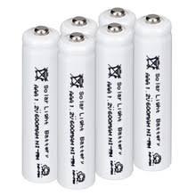 Amazoncom Ultralast  Lithium Phosphate Rechargeable Batteries Solar Garden Lights Batteries Rechargeable
