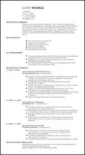 Human Resources Resume Template Stunning Free Creative HR Resume Templates ResumeNow