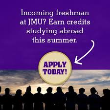 james madison university study abroad scholarships