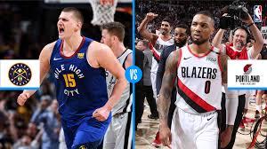 NBA Playoffs 2019: Previa, análisis, horarios y TV del Denver Nuggets vs  Portland Trail Blazers | NBA.com España