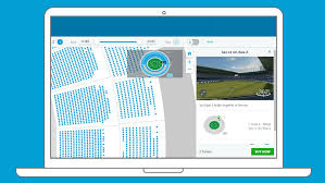Concert Ticket Layout Amazing How To Use The Interactive Seating Map On Ticketmaster