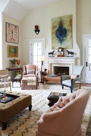 Southern Living Living Room Southern Living Idea House In Charlottesville Va How To Decorate
