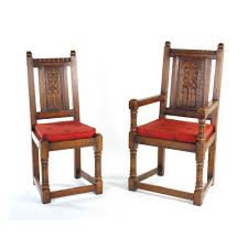 Medieval Dining Chairs