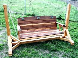 free standing patio swing wood patio swing wooden porch swing inspirations wooden porch swings free standing