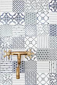 Patterned Tiles For Kitchen 61 Best Images About Patterned Tile Love On Pinterest Arabesque