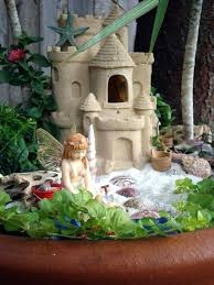 mermaid fairy garden images about beach themed fairy gardens on mermaid fairy garden kit