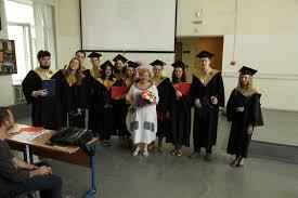 Вручение дипломов магистров по направлению Психология Новости  социальная