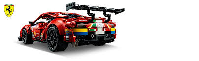 Shop our great selection of building kits & sets & save. Amazon Com Lego Technic Ferrari 488 Gte Af Corse 51 42125 Building Kit Make A Faithful Version Of The Famous Racing Car New 2021 1 677 Pieces Toys Games