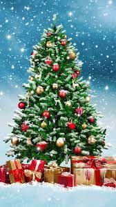 13+ Christmas Tree Phone Wallpaper ...