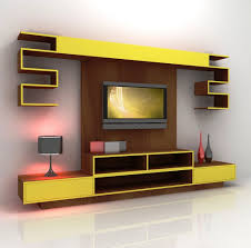 Tv Decorating Ideas Tv On The Wall Ideas Mount Hide Wires Wooden With Floating Shelves