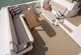 infinity carpeting aft deck