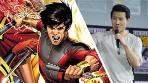 Superhero marvel comics based on comic based on comic book martial arts 25 more Simu Liu Asked Marvel On Twitter To Star In Shang Chi Olhar Digital