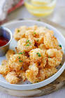 baked popcorn shrimp
