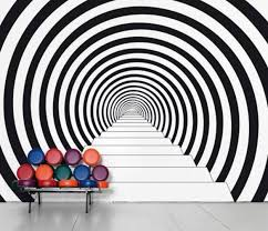 Wall Design Ideas Modern Wall Decor Ideas Creating Optical Illusions