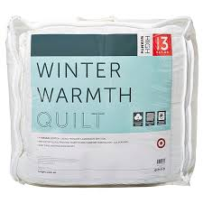 Winter Warmth Quilt - High Warmth Rating | Target Australia & Enlarge Adamdwight.com